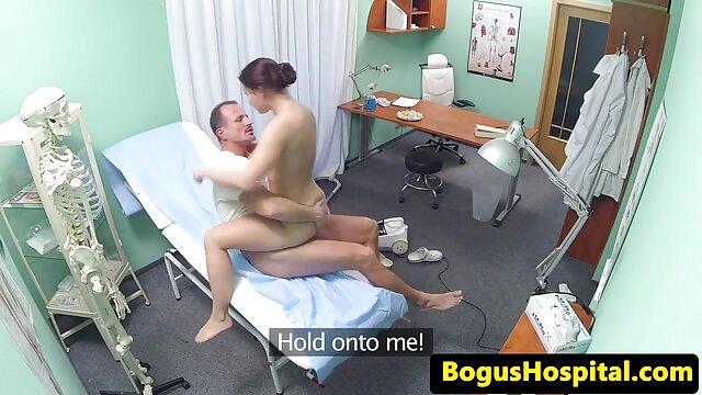 من شور و باسن خاله شوق من برای نشان ارتباط جنسی!